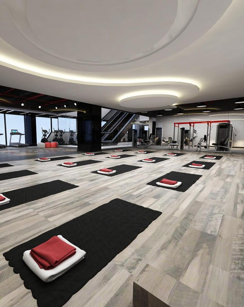 Gym Hai Phong